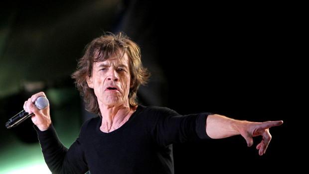 Mick Jagger bi lahko stopil na oder že konec meseca (foto: profimedia)