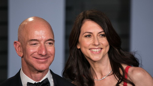 MacKenzie Bezos po ločitvi postala tretja najbogatejša Zemljanka (foto: profimedia)