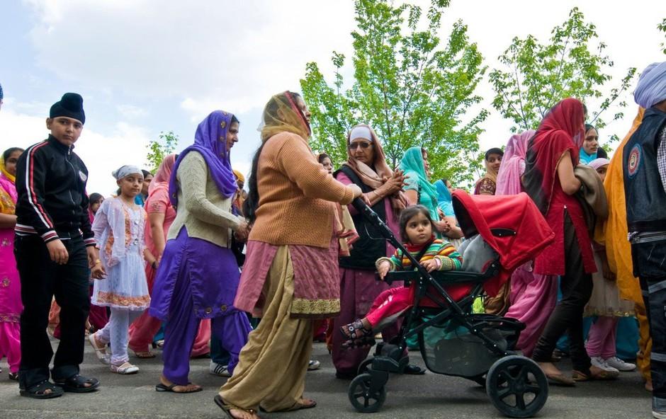 Romi po celem svetu obeležujejo svoj dan (foto: Profimedia)