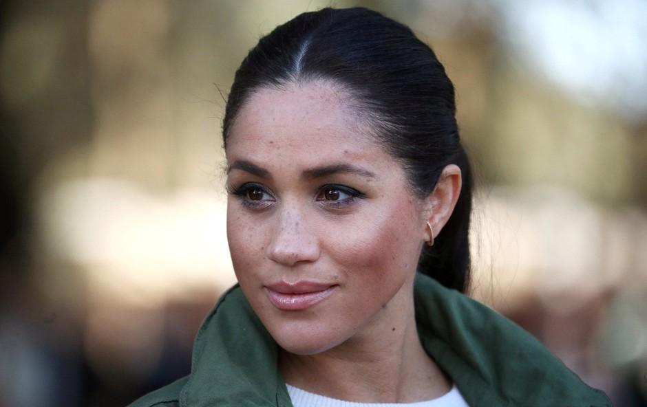 Meghan Markle ne bo več nosila nakita princese Diane, kraljica Elizabeta ji je to prepovedala (foto: Profimedia)