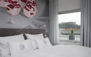 V Ljubljani odpira vrata hotel prihodnosti