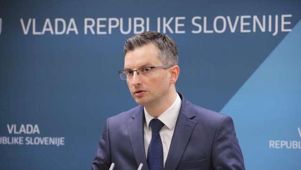 Odstopil je premier Marjan Šarec (foto: STA)
