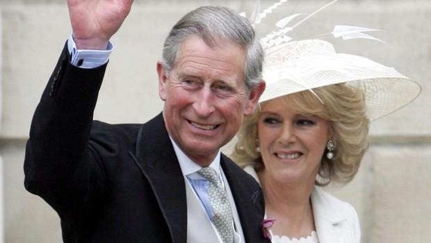 S pomočjo Camille je princ Charles postal bolj priljuden in priljubljen (foto: Profimedia)