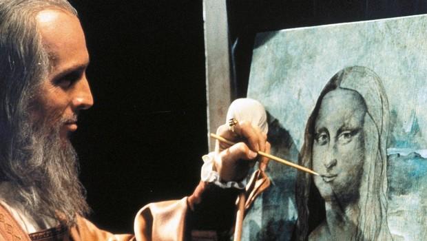 Leonardo da Vinci je ustvarjal z obema rokama (foto: profimedia)