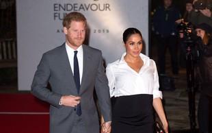 Ugibanj je konec: Vojvodinja Meghan in princ Harry sta se razveselila sinčka!