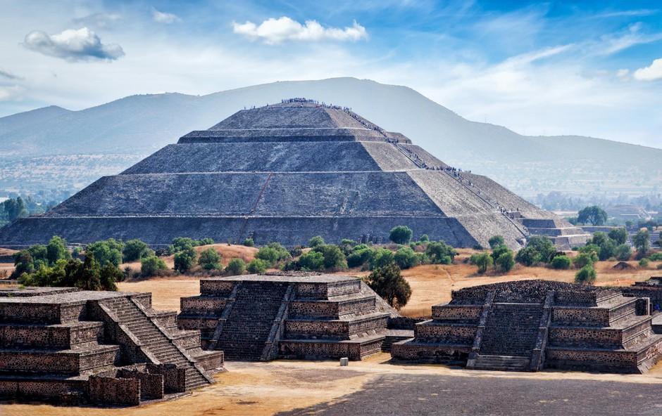 6 najbolj zanimivih piramid, ki jih je vredno obiskati! (foto: Shutterstock)