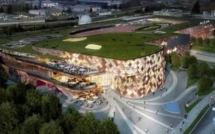 Najsodobnejše nakupovalno središče v Sloveniji se bo imenovalo Aleja