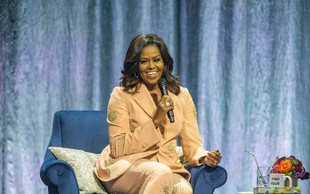 Michelle Obama že drugo leto zapored ženska, ki jo občuduje ves svet!