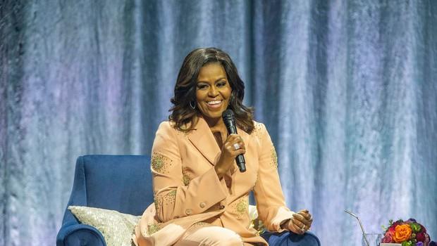 Michelle Obama že drugo leto zapored ženska, ki jo občuduje ves svet! (foto: Profimedia)