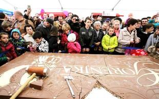 V Radovljici začetek festivala čokolade