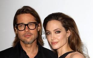 Angelina naj bi na vso moč nagajala Bradu Pittu
