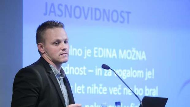 Na 28. Slovenskem oglaševalskem festivalu podelili nagrade najboljšim (foto: STA/Daniel Novakovič)