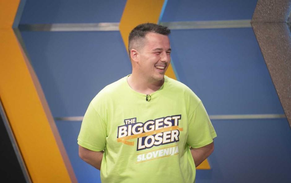 The Biggest Loser Slovenija: Gregor Horvat pričakuje zmenek z Gajo Rozman (foto: Planet TV)