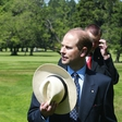 Britanski princ Edward začenja obisk v Sloveniji