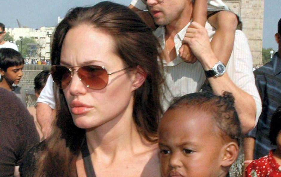 Igralka pravi, da je biti mama  njena najljubša vloga. (foto: Profimedia Profimedia, Temp Rex Features)