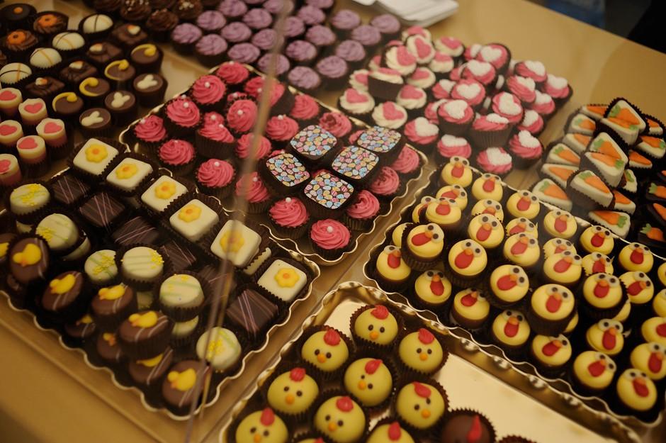 8. Festival čokolade uspešno »pod streho« (foto: Festival čokolade Press)