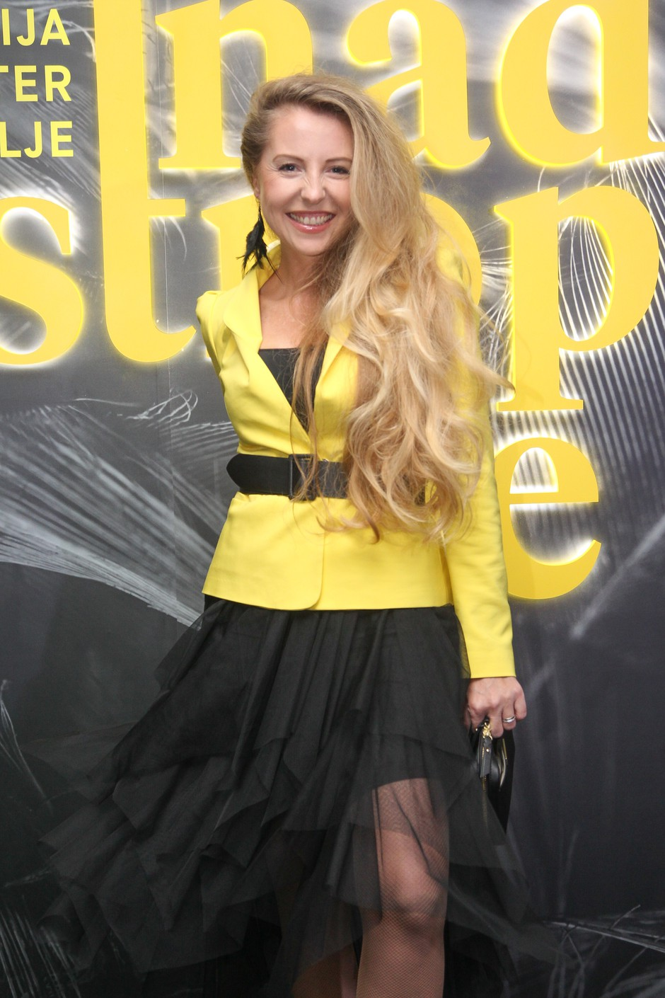 Hajdi Korošec na dopustu osvojila prvo nagrado za najboljše plesalce (foto: Mare Vavpotič)