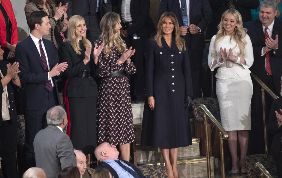 Ivana Trump razkrila, kakšen je odnos njene hčerke Ivanke in Melanie Trump (foto: Profimedia)