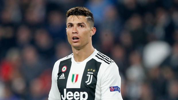 Porazu Ronaldove ekipe sledil padec Juventusovih delnic (foto: profimedia)