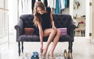 5 trikov, kako preživeti dlje časa v čevljih z visoko peto