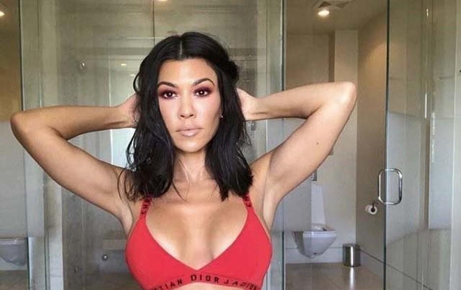 Kourtney Kardashian si želi še enega otroka, a vsi niso navdušeni nad tem (foto: Profimedia)