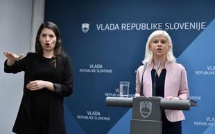 Vlada za umestitev slovenskega znakovnega jezika v ustavo