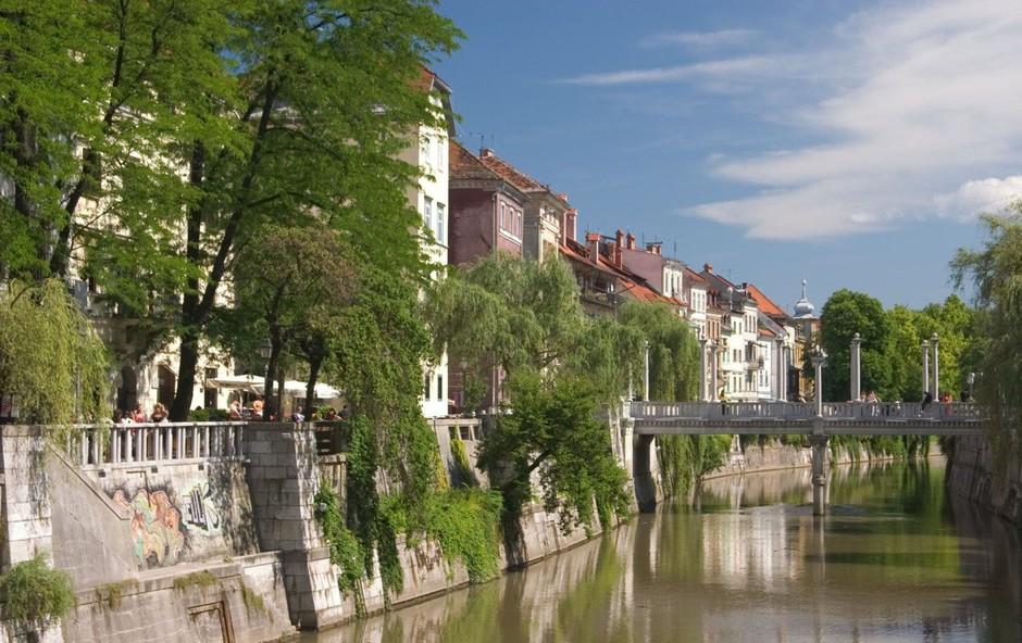Že 28. ekološko-čistilna akcija Ljubljanice pred dnevom Zemlje (foto: profimedia)