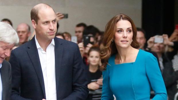 Odziv vojvodinje Kate in princa Williama na rojstvo novega kraljevega otroka (foto: Profimedia)