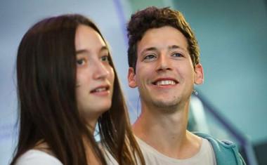 Zala Kralj in Gašper Šantl bosta tudi v Tel Avivu stavila na preprostost
