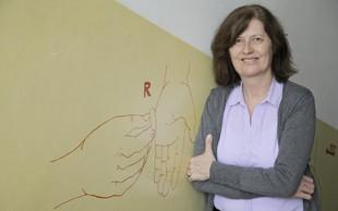 Marjetka Kulovec: Prva gluha doktorica v Sloveniji
