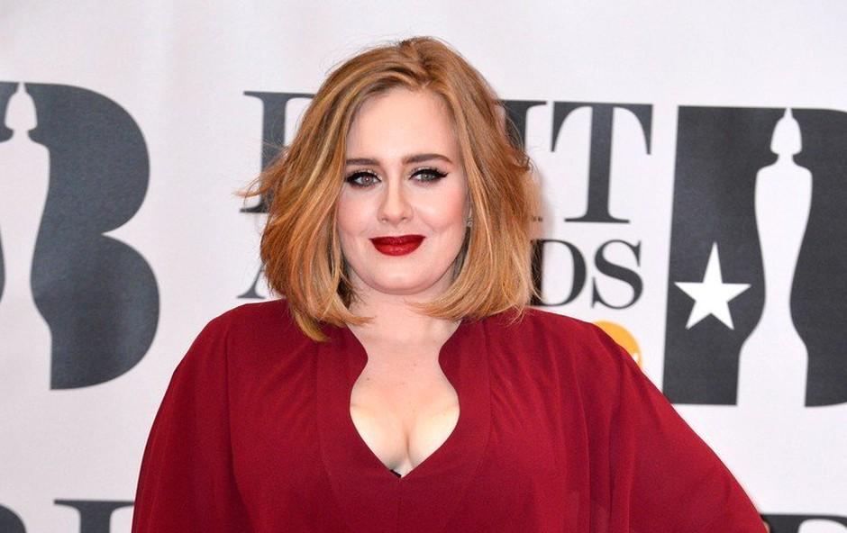 Pevka Adele in njen bivši mož bosta še vedno živela v isti soseski (foto: Profimedia)