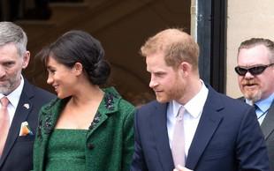 Stave o prvorojenem otroku Meghan in princa Harryja naj bi navrgle pet milijonov funtov