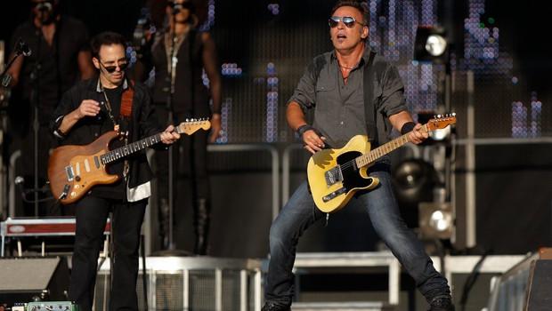 Po petih letih odmora je Bruce Springsteen za junij napovedal izid novega albuma (foto: profimedia)
