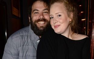 Adele je svojim prijateljem povedala, da si želi hoditi na zmenke