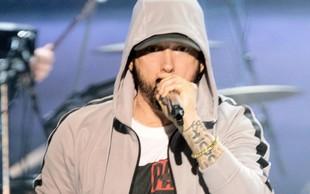 Eminem že 11 let povsem trezen