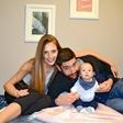 Žiga Dimec je postal očka mali Aurori!