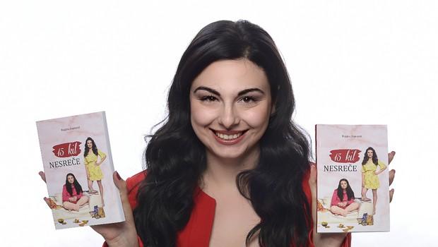 15 kil nesreče Bojane Ivanovič - knjiga, ki da motivacijo! (foto: Bojana Ivanović)