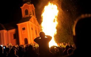 Pred praznikom dela tradicionalne prireditve: Zagoreli bodo kresovi