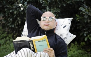 "Dario Varga: ""Ko ležim, delam"""