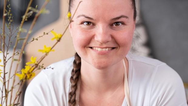 Anita Šumer je mojstrica peke z drožmi (foto: Sašo Šketa)