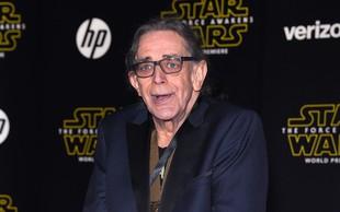 Umrl je Peter Mayhew, filmski Chewbacca