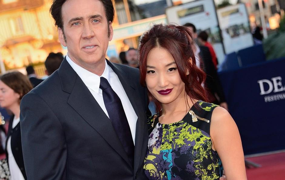 Nicolas in Kim, njunega zakona je bilo konec po 11 letih. (foto: Profimedia Profimedia, Abaca Press)