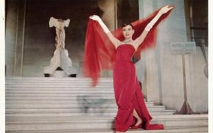 Spomin na Audrey Hepburn  ob 90-letnici rojstva s še neobjavljenimi fotografijami