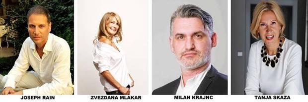 Kdo smo, in kako biti gospodar svoje usode - z Zvezdano Mlakar in Tanjo Skaza (foto: Press)