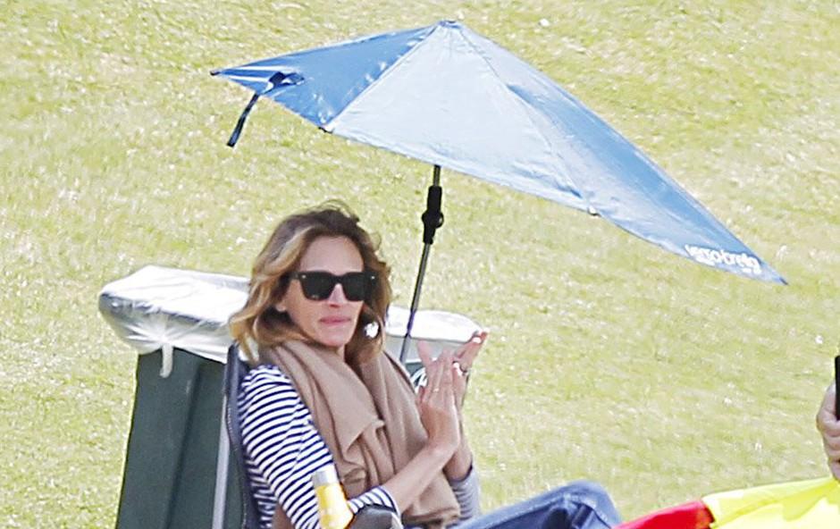 Julia Roberts pokazala, kaj ji je najpomembnejše v življenju (foto: Profimedia)