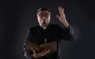 Na papeški univerzi v Rimu poteka tečaj za izganjalce hudiča