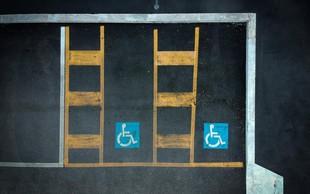 """""""Parkiraj izgovore drugam, ne na mesta rezervirana za invalide!"""""""