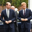 Princ William in princ Harry imata vse bolj hladne odnose