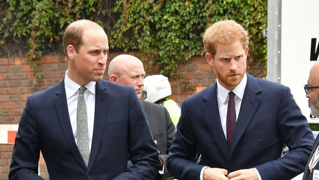 Princ William pohecal princa Harryja: Dobrodošel v klubu neprespanih staršev! (foto: Profimedia)