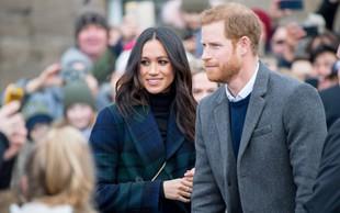 Na dan prišlo, kaj sta princ Harry in Meghan Markle delala tik pred porodom